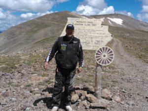 Mosquito Pass Summit