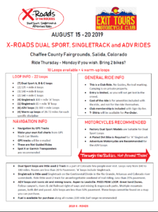 more info x roads of the rockies