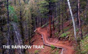 Rainbow Trail near Silvercreek