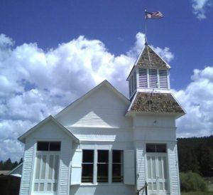 Tin Cup Town Hall
