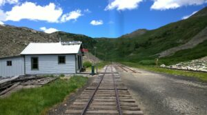 Telegraph Station at the Alpine Tunnel