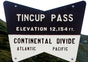 Tincup Pass Summit