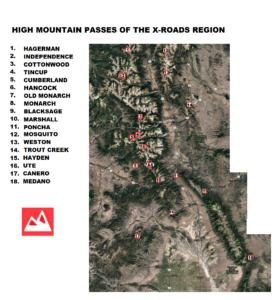 High Mountain Passes