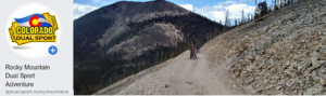 Rocky Mountain Dual Sport Adventure