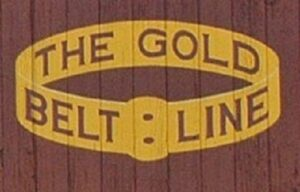 The Gold Belt Line
