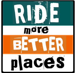 ride more better places