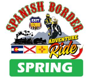 Spanish Border adv ride Spring