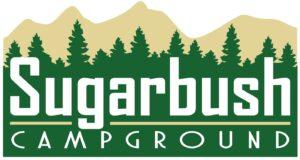 Sugarbuush Campground logo